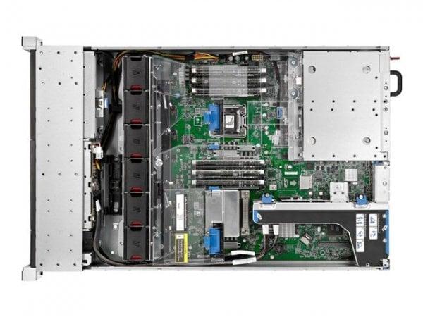 Server HP ProLiant DL380e G8, 2 Procesoare Intel 8 Core Xeon E5-2450L 1.8 GHz, 64 GB DDR3 ECC, 1 TB SSD, 2 Ani Garantie - imaginea 2
