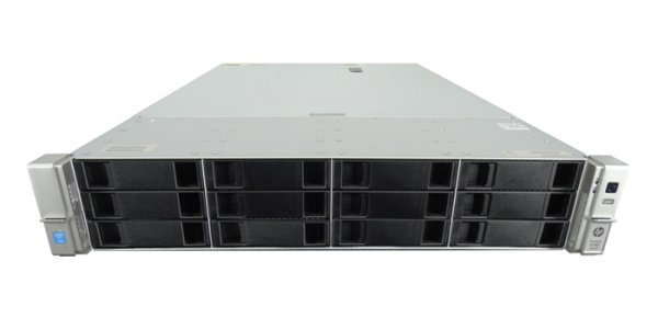 Server HP ProLiant DL380 G9, 2 Procesoare, Intel 16 Core Xeon E5-2698 v3 2.3 GHz, 32 GB DDR4 ECC, 512 GB SSD, 4 Ani Garantie - imaginea 1