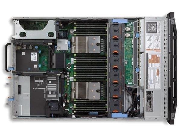 Server Dell PowerEdge R730xd, 2 Procesoare, Intel 14 Core Xeon E5-2680 v4 2.4 GHz, 128 GB DDR4, 8 x 512 GB SSD, 4 Ani Garantie - imaginea 2