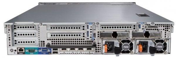 Server Dell PowerEdge R730xd, 2 Procesoare, Intel 14 Core Xeon E5-2680 v4 2.4 GHz, 128 GB DDR4, 8 x 512 GB SSD, 4 Ani Garantie - imaginea 3