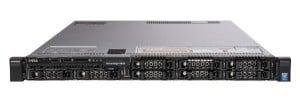Server Dell PowerEdge R630, 2 Procesoare, Intel 12 Core Xeon E5 2690 v3 2.6 GHz, 64 GB DDR4 ECC, Fara Hard Disk, 2 Ani Garantie - imaginea 1
