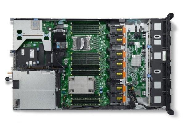 Server Dell PowerEdge R630, 2 Procesoare, Intel 12 Core Xeon E5 2690 v3 2.6 GHz, 64 GB DDR4 ECC, Fara Hard Disk, 2 Ani Garantie - imaginea 2