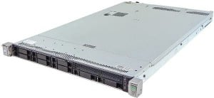 Server HP ProLiant DL360 G9, 2 Procesoare, Intel 12 Core Xeon E5 2690 v3 2.6 GHz, 64 GB DDR4, 2 x 1 TB SSD, 4 Ani Garantie - imaginea 1