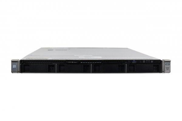 Server HP ProLiant DL360 G9, 2 Procesoare, Intel 14 Core Xeon E5-2680 v4 2.4 GHz, 256 GB DDR4 ECC, 8 x 256 GB SSD, 4 Ani Garantie - imaginea 1