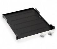 Raft Fix cabinet Rack Server 1U/750, Max 40Kg, Negru/Gri