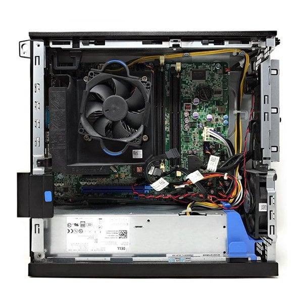 Calculator Dell Optiplex 9020, Desktop SFF, Intel Core i5 4590 3.3 Ghz; 4 GB DDR3; 1 TB SSD SATA; DVDRW; Windows 10 Home; 3 Ani Garantie, Refurbished - imaginea 2