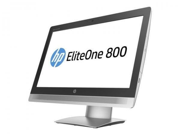 "Calculator All In One HP EliteOne 800 G2, Intel Core i5 6500 3.2 GHz, DVDRW, Webcam, Display 23"" 1920 by 1080 TouchScreen, 4 GB DDR4, 500 GB HDD SATA, Windows 10 Home, 3 Ani Garantie - imaginea 1"
