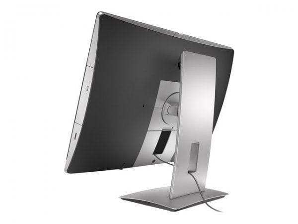 "Calculator All In One HP EliteOne 800 G2, Intel Core i7 6700 3.4 GHz, DVDRW, Webcam, Display 23"" 1920 by 1080, 8 GB DDR4; 500 GB SSD SATA; Windows 10 Home; 3 Ani Garantie, Refurbished - imaginea 3"