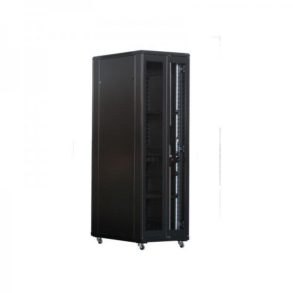 Cabinet Rack Server, Nou, CTG, 42U 80100S , Negru - imaginea 1