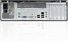 Calculator Fujitsu Esprimo E420, Desktop, Intel Core i3 4150 3.5 Ghz; 4 GB DDR3; 500 GB HDD SATA, Second Hand - imaginea 3