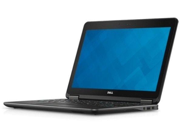 "Laptop Dell Latitude E7240, Intel Core i5 Gen 4 4300U 1.9 GHz, Wi-Fi, Bluetooth, Webcam, Display 12.5"" 1366 by 768, 8 GB DDR3, 256 GB SSD mSATA - imaginea 1"
