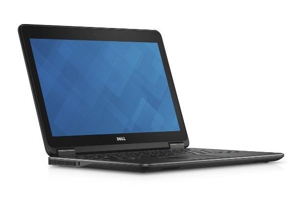 "Laptop Dell Latitude E7240, Intel Core i5 Gen 4 4300U 1.9 GHz, Wi-Fi, Bluetooth, Webcam, Display 12.5"" 1366 by 768, 8 GB DDR3, 256 GB SSD mSATA - imaginea 2"