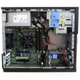 Calculator Dell Optiplex 790, Tower, i5 2500 3.3 GHz, 4 GB DDR3, 250 GB SSD, DVDRW, Windows 10 Pro, 3 Ani Garantie - imaginea 2
