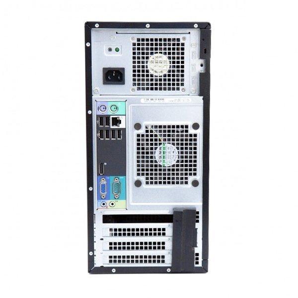 Calculator Dell Optiplex 790, Tower, i5 2500 3.3 GHz, 4 GB DDR3, 250 GB SSD, DVDRW, Windows 10 Pro, 3 Ani Garantie - imaginea 3