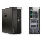 Workstation Dell T7810, Tower, 2 Procesoare Intel 12 Core Xeon  E5-2678 v3 2.5 GHz; 128 GB DDR4 ECC; 500 GB HDD SATA; Placa Video nVidia Quadro M4000, 8 GB GDDR5; Windows 10 Pro; 3 Ani Garantie, Refurbished - imaginea 2