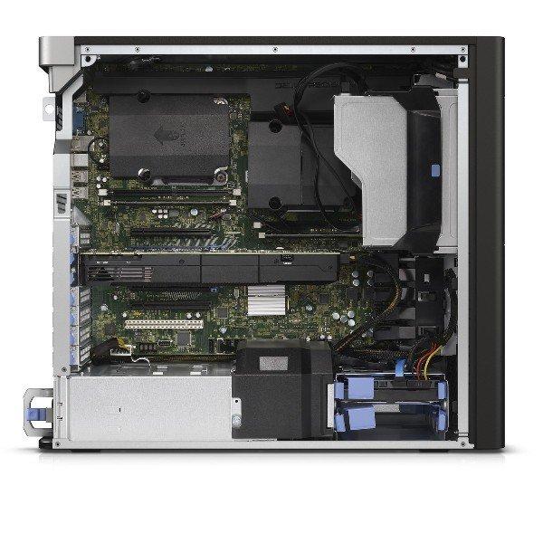 Workstation Dell T7810, Tower, 2 Procesoare Intel 12 Core Xeon  E5-2678 v3 2.5 GHz; 128 GB DDR4 ECC; 500 GB HDD SATA; Placa Video nVidia Quadro M4000, 8 GB GDDR5; Windows 10 Pro; 3 Ani Garantie, Refurbished - imaginea 3