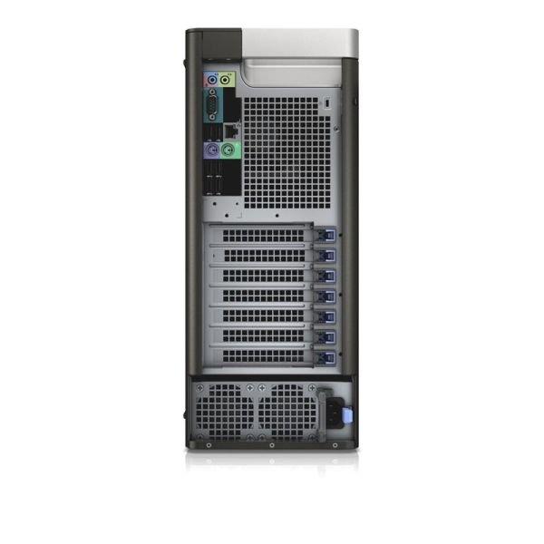Workstation Dell T7910 Tower, 2 Procesoare, Intel 14 Core Xeon E5-2680 v4 2.4 GHz, 128 GB DDR4 ECC, 128 GB SSD SATA, Placa Video nVidia Quadro M4000, 8 GB GDDR5, Windows 10 Pro, 3 Ani Garantie - imaginea 2