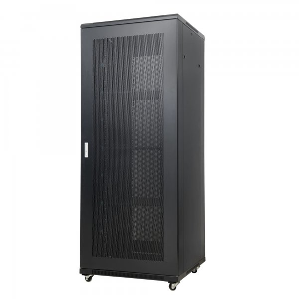 Cabinet Rack Server, Nou, CTG, 42U 80100MD , Negru - imaginea 1
