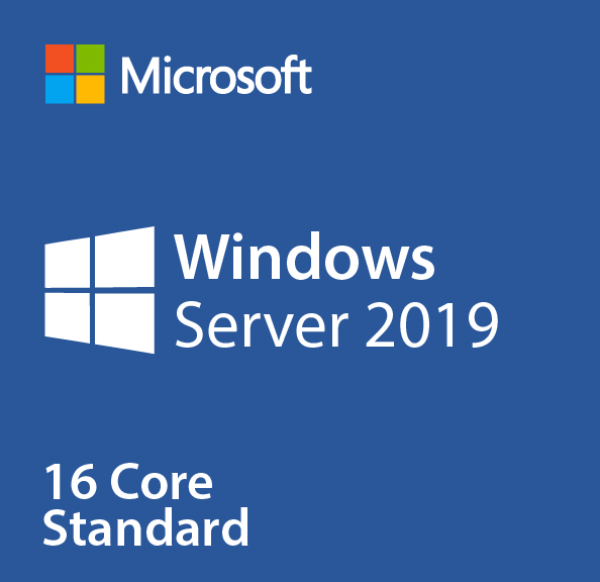Licenta Microsoft Windows Server 2019 Standard OEM, 16 core, 64 bit English, ROK KIT For DELL Servers - imaginea 1