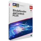 Licenta Retail Bitdefender Antivirus Plus, 1 An , 5 Dispozitive