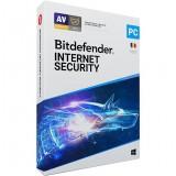 Licenta Retail Bitdefender Internet Security, 1 An , 3 Dispozitive