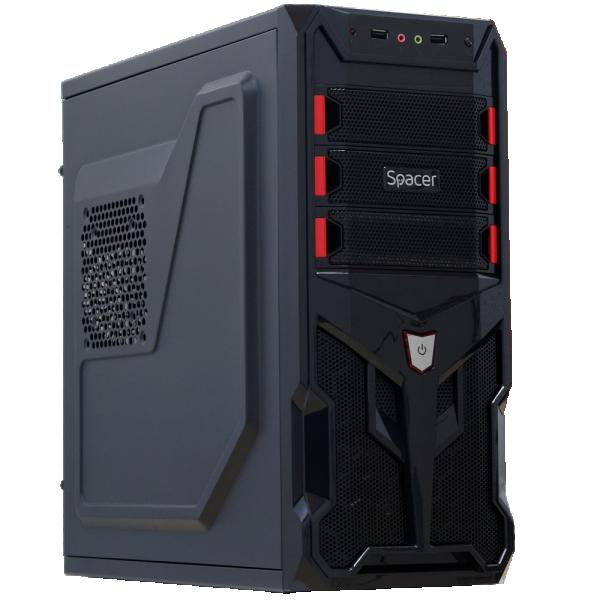 Calculator Nou CTG2, Tower, Intel Core i5 4590 3.3 Ghz; 4 GB DDR3; 250 GB SSD SATA; Windows 10 Home; 3 Ani Garantie, Noi - imaginea 1