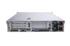 Server HP ProLiant DL380p G8, 2 Procesoare Intel 10 Core Xeon E5-2670 v2 2.5 GHz, 64 GB DDR3 ECC, 8 x 1 TB HDD SAS, 2 Ani Garantie - imaginea 2