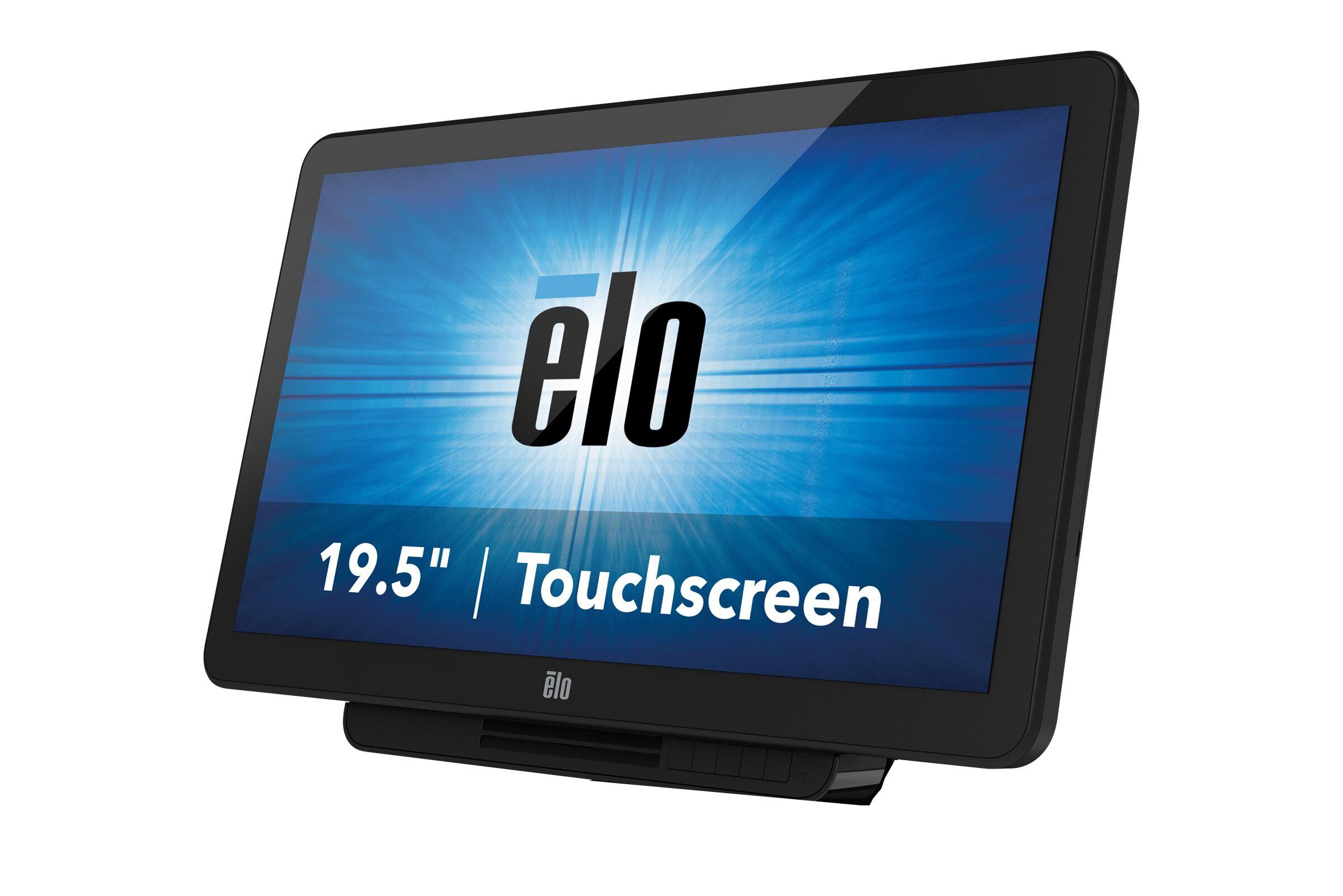 "Sistem POS ELO ESY20x5, Display 19.5"" Touchscreen 1920  by 1080 , Intel Core i5 4590T 2.0 GHz, 8 GB DDR3, 128 GB SSD SATA, WI-FI,Bluetooth, Lipsa Picior, Windows 10 Pro, 2 Ani Garantie - imaginea 2"