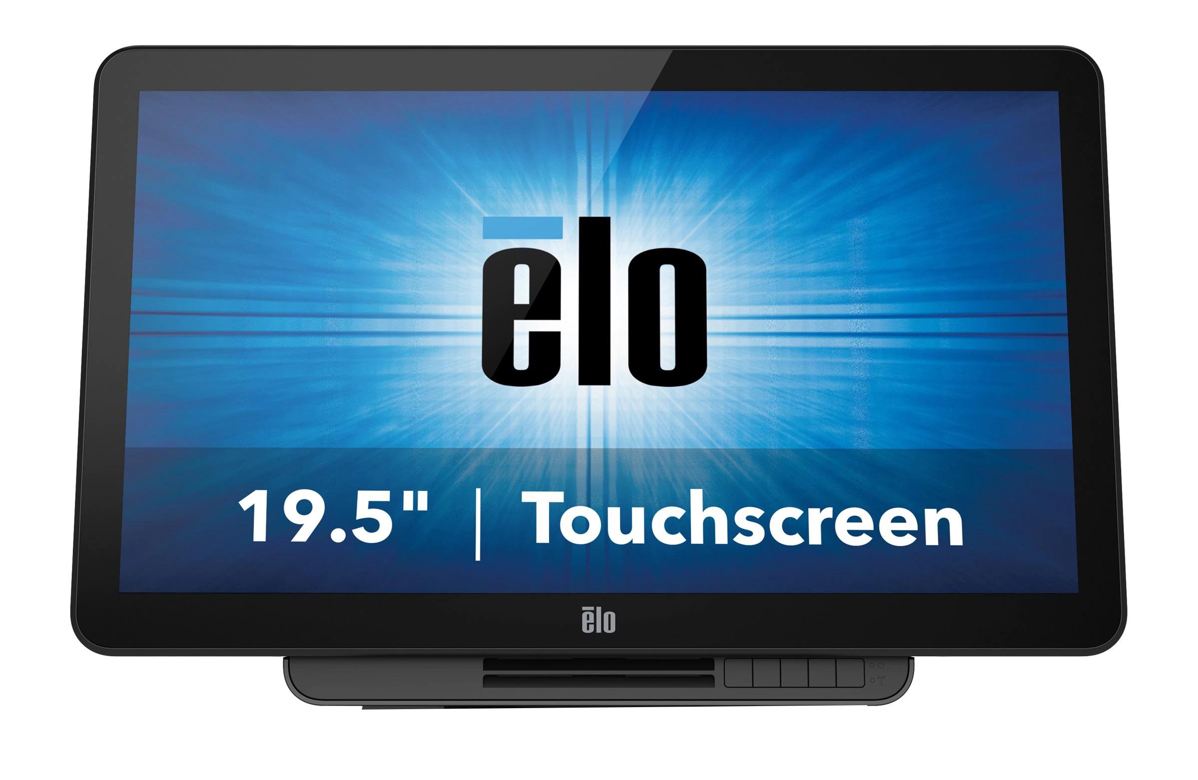 "Sistem POS ELO ESY20x5, Display 19.5"" Touchscreen 1920  by 1080 , Intel Core i5 4590T 2.0 GHz, 8 GB DDR3, 128 GB SSD SATA, WI-FI,Bluetooth, Lipsa Picior, Windows 10 Pro, 2 Ani Garantie - imaginea 1"