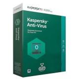 Licenta Retail Kaspersky Anti-Virus, 1 An , 1 Dispozitiv