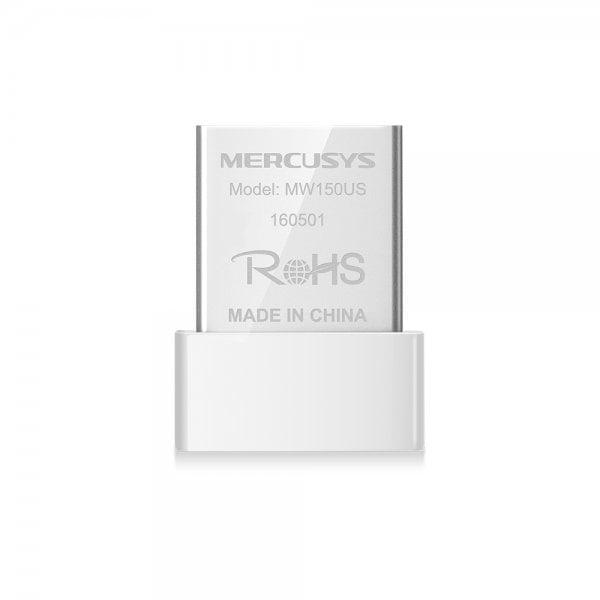 Adaptor retea wireless, Mercusys N150, 150 Mbps, USB 2.0 - imaginea 2