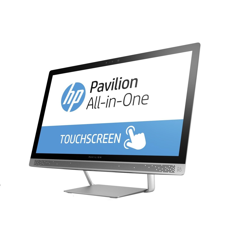 "Calculator All In One HP Pavilion 24-B017A, Intel Core i7 6700T 2.8 GHz, DVDRW, Wi-Fi, Bluetooth, nVidia GT 930MX 2 GB, Display 24"" 1920 by 1080 TouchScreen, 16 GB DDR4; 500 GB SSD SATA; Windows 10 Pro; 3 Ani Garantie, Refurbished - imaginea 1"
