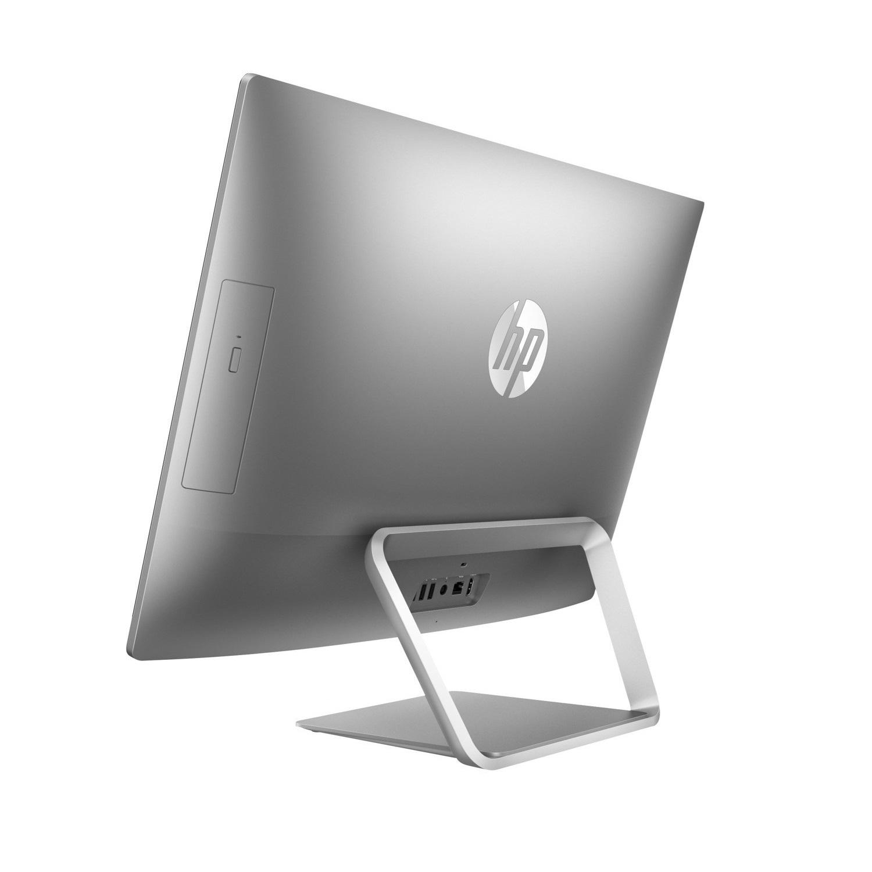 "Calculator All In One HP Pavilion 24-B017A, Intel Core i7 6700T 2.8 GHz, DVDRW, Wi-Fi, Bluetooth, nVidia GT 930MX 2 GB, Display 24"" 1920 by 1080 TouchScreen, 16 GB DDR4; 500 GB SSD SATA; Windows 10 Pro; 3 Ani Garantie, Refurbished - imaginea 2"