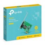 Placa de retea Noua, TP-LINK TG-3468, Gigabit, PCIe - imaginea 1