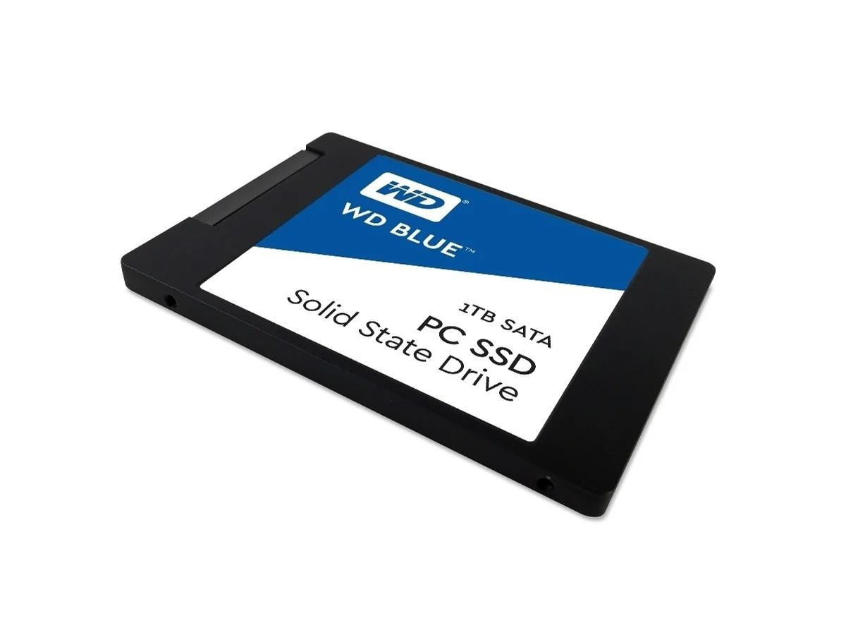 1 TB SSD WD Blue, SATA III - imaginea 1