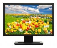 Monitor 19 inch LCD Wide DELL E1911, Black, 3 Ani Garantie - imaginea 1