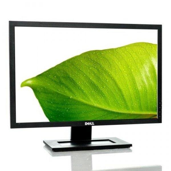Monitor 22 inch LCD, DELL E2210, Black & Silver, 3 Ani Garantie, Refurbished - imaginea 1