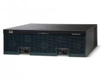 Router Refurbished Cisco 3925, CISCO3925/K9, 3 x Gigabit, 4 x EHWIC Slots, 2 x USB