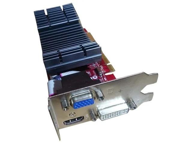 Placa Video Low Profile ATI Radeon HD 4350, 512 MB DDR2 - imaginea 1