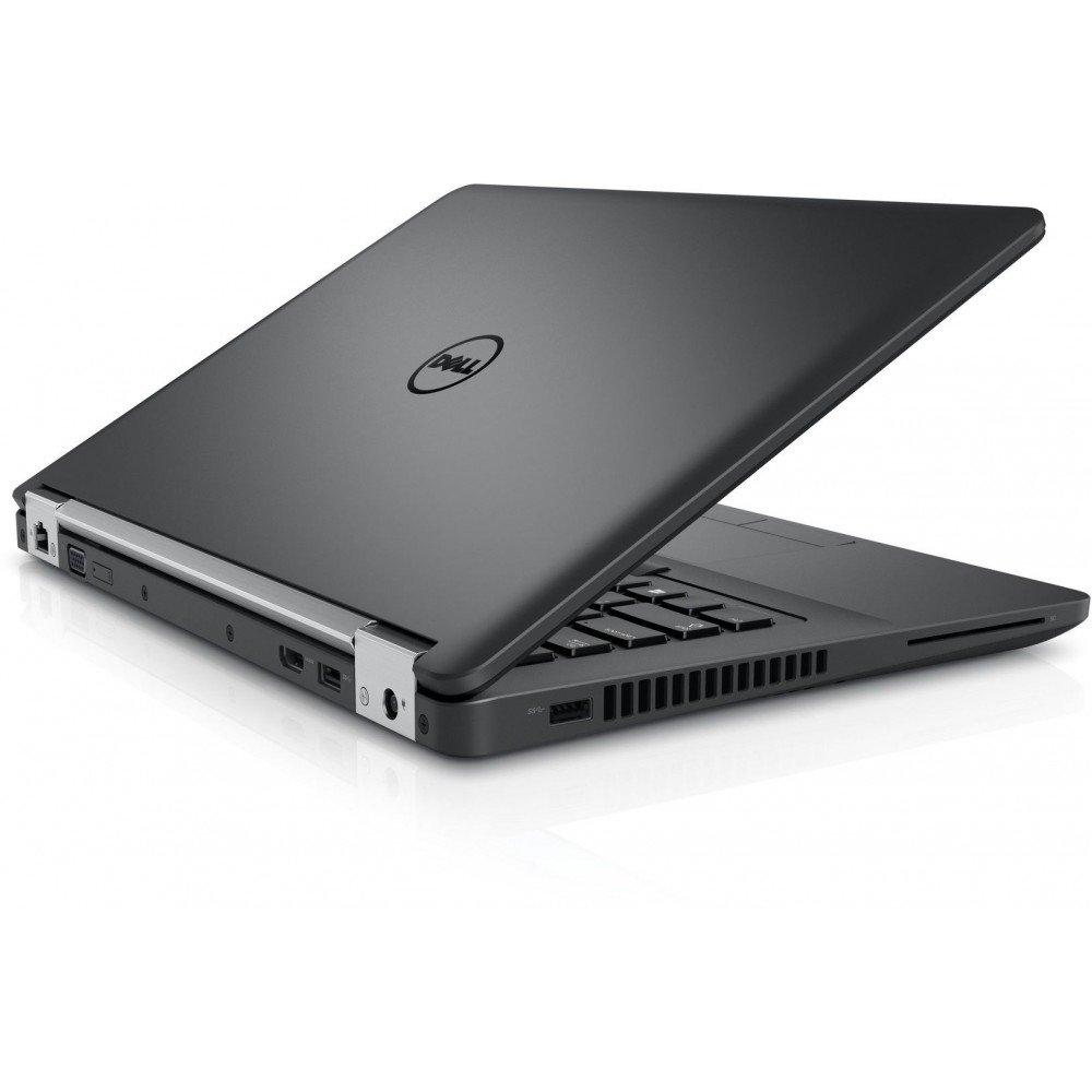 "Laptop DELL Latitude E5470, Intel Core i5 6300U 2.4 GHz, Wi-Fi, Display 14"" 1366 by 768, 8 GB DDR4, 256 GB SSD M.2 - imaginea 2"