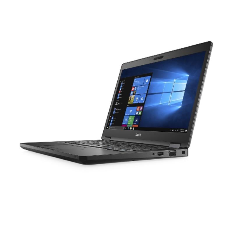 "Laptop DELL Latitude E5480, Intel Core i5 6300U 2.4 GHz, Wi-Fi, Display 14"" 1366 by 768, 8 GB DDR4; 1 TB SSD SATA; Windows 10 Pro; 3 Ani Garantie, Refurbished - imaginea 1"