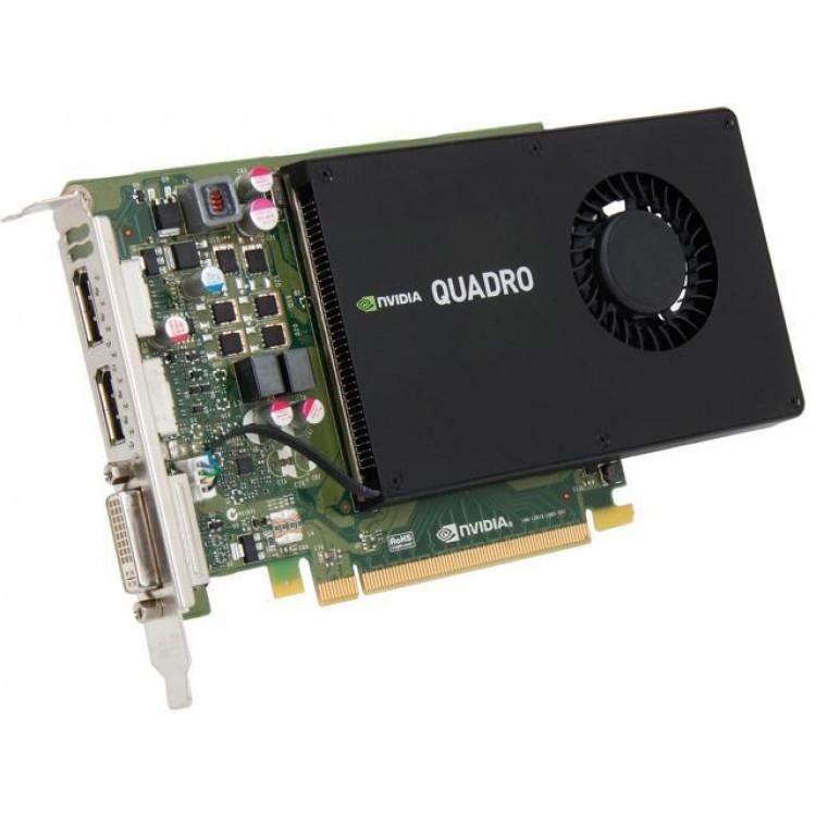 Placa Video nVidia Quadro K2200, 4 GB GDDR5 - imaginea 1