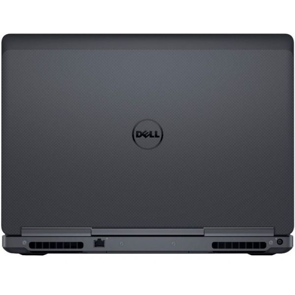"Laptop Dell Precision 7510, Intel Xeon E3-1353M v5 2.9 GHz, Placa Video nVidia Quadro M2000M 4 GB GDDR5, Wi-Fi, 3G, Webcam, Display 15.6"" 1920 by 1080, 4 GB DDR4; 250 GB SSD SATA; Windows 10 Pro; 3 Ani Garantie, Refurbished - imaginea 6"