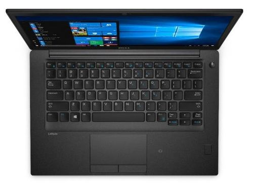 "Laptop Dell Latitude 7480, Intel Core i5 7300U 2.6 GHz, Intel HD Graphics 520, WI-FI, Bluetooth, Webcam, Display 14"" 1366 by 768, 16 GB DDR4; 1 TB SSD M.2; Windows 10 Pro; 3 Ani Garantie, Refurbished - imaginea 3"