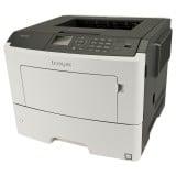 Imprimanta LaserJet Monocrom Lexmark MS610dn, A4, 16.000 pagini/luna, 1200 x 1200 DPI, Duplex, Network, USB, Pagini Printate 50k-100k, 2 Ani Garantie, Refurbished