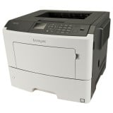 Imprimanta LaserJet Monocrom Lexmark MS610dn, A4, 16.000 pagini/luna, 1200 x 1200 DPI, Duplex, Network, USB, Pagini Printate 50-100k