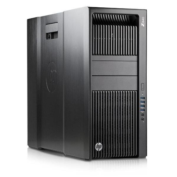 Workstation HP Z840, 2 Procesoare Intel 4 Core E5-2637 v4 3.5 Ghz, 32 GB DDR4, 500 GB SSD SATA, Nvidia Quadro M4000, 8 GB GDDR5, Windows 10 Pro, 3 Ani Garantie - imaginea 1
