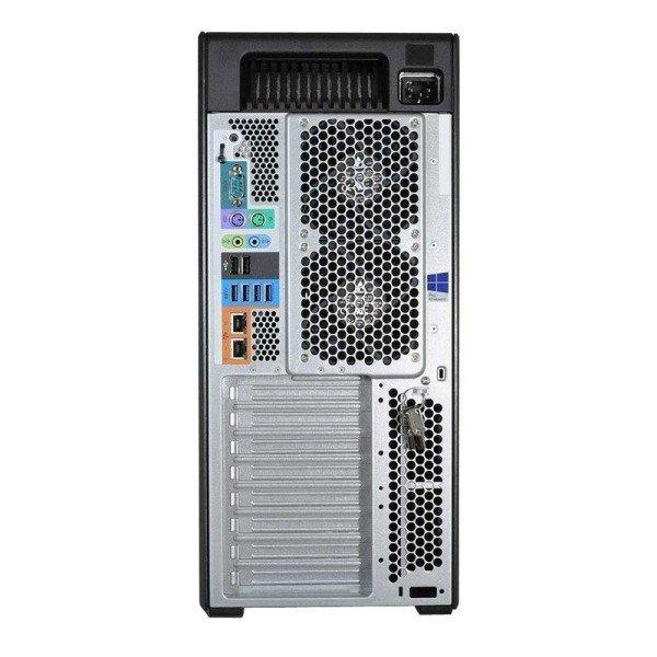 Workstation HP Z840, 2 Procesoare Intel 8 Core E5-2667 v4 3.2 Ghz, 64 GB DDR4, 500 GB SSD SATA, Nvidia Quadro M4000, 8 GB GDDR5 - imaginea 3