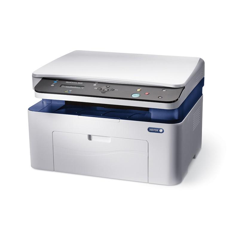 Multifuntionala Laserjet Monocrom Xerox WorkCenter 3025V_BI, 1200 x 1200 DPI, USB, Wireless, 15.000 pagini/luna, 1 An Garantie - imaginea 1