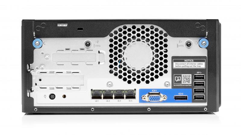 HPE MicroSvr Gen10+ E-2224 16G NHP Svr - imaginea 1
